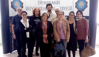 Delegation of WRI in Diyarbakir